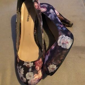 Call it spring heels size 10